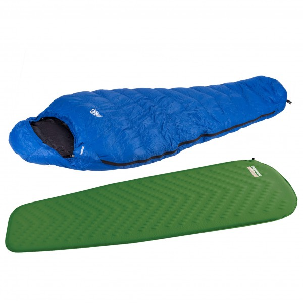 Lestra - Pack sac de couchage - Lhotse