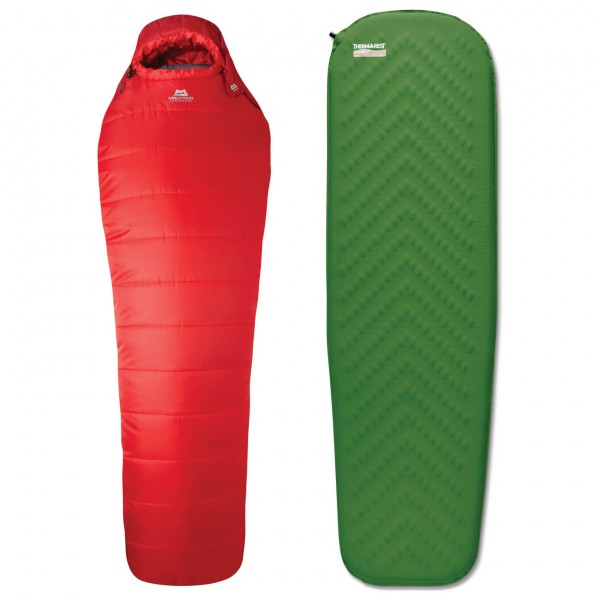 Mountain Equipment - Sleeping bag set - Starlight III