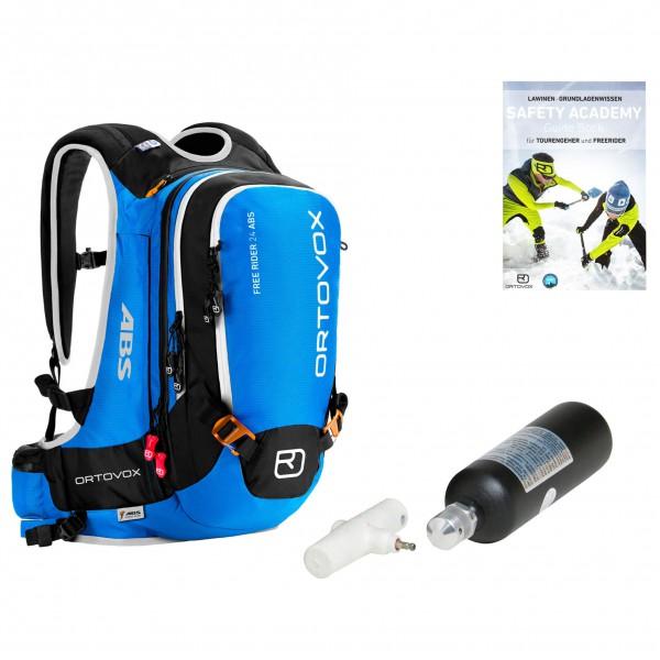 Ortovox - Lawinenrucksack-Set - Freerider ABS 24 ST