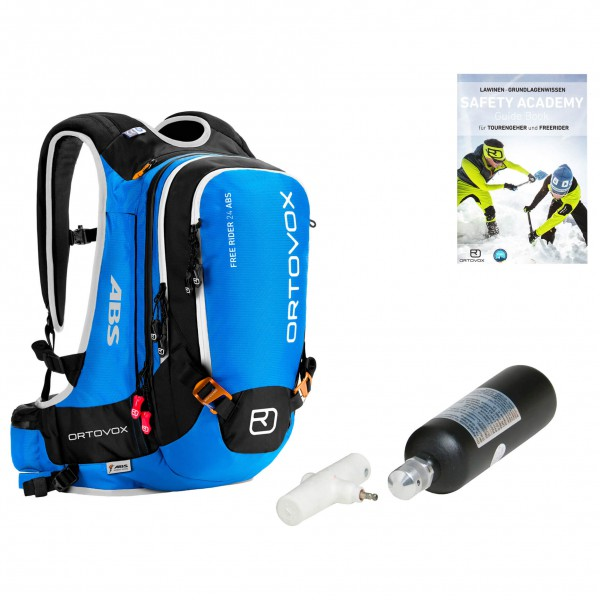 Ortovox - Pack sac à dos airbag - Freerider ABS 24 ST