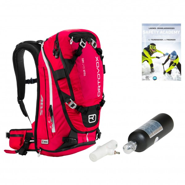 Ortovox - Pack sac à dos airbag - Tour 32+7 ABS ST