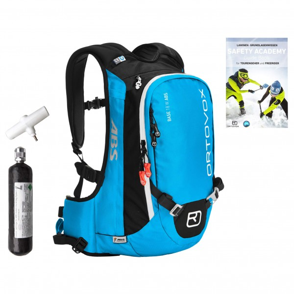 Ortovox - Avalanche backpack set - Women's Base 18 ABS C