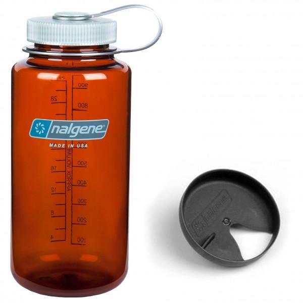 Nalgene - Juomapullosetti - Everyday Weithals 1,0L -Sipper