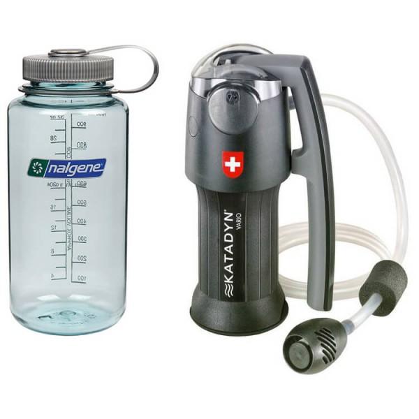 Katadyn - Water treatment set - Vario -Everyday Weithals