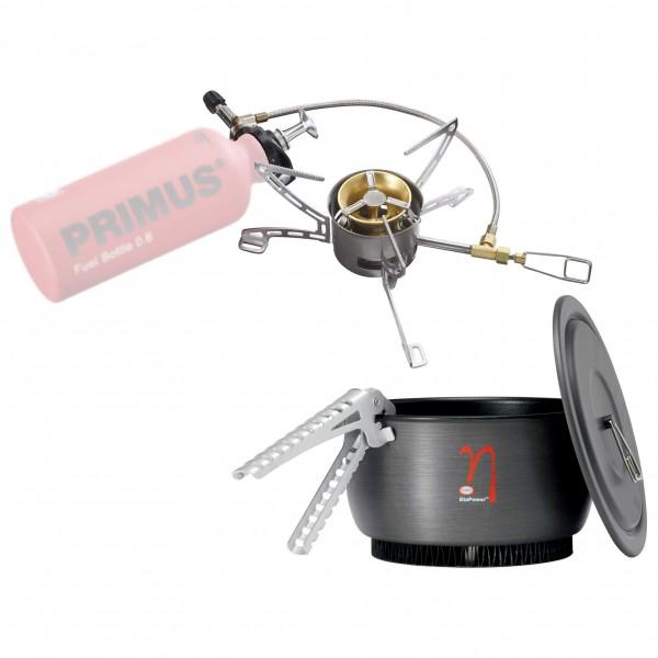 Primus - Jeu de casseroles - OmniFuel Mehrstoffkocher - EtaP