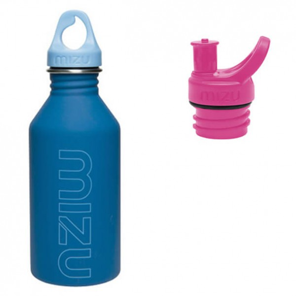 Mizu - Drinkflessenset - M-Series - Sport Cap