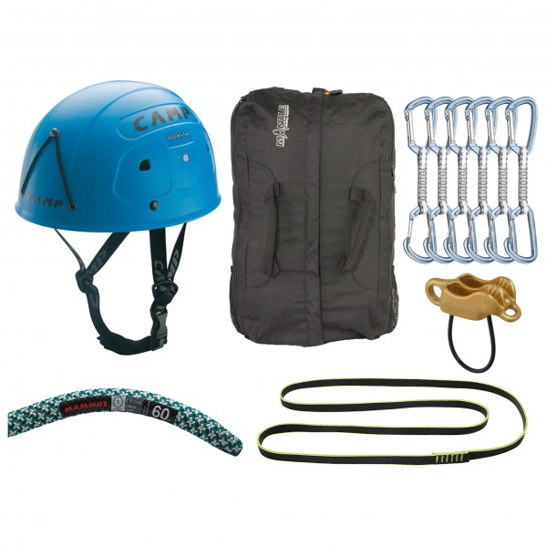 Bergfreunde.de - Pack d'escalade - Sportklettern Advanced