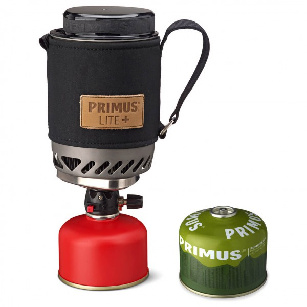 Primus - Lite+ Gaskocher - Summer Gas - Ruoanvalmistussetti