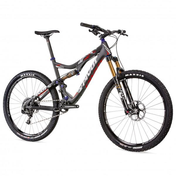 Pivot - Mountainbike -Mach 5.7 Carbon 27.5 XTR/XT PRO1X 2015