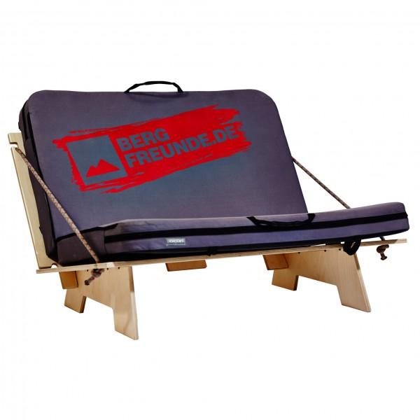 Bergfreunde.de - Crashpad-Set - Crashpad-Sofa - Crash pad