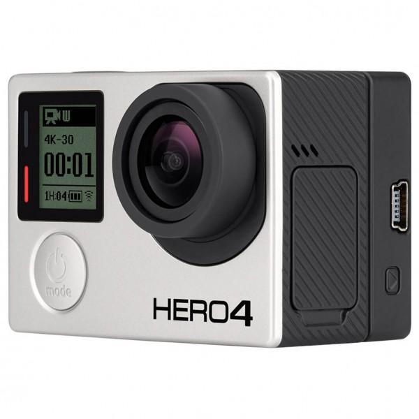GoPro - Kamera-Set - Hero4 Black & Battery Bacpac