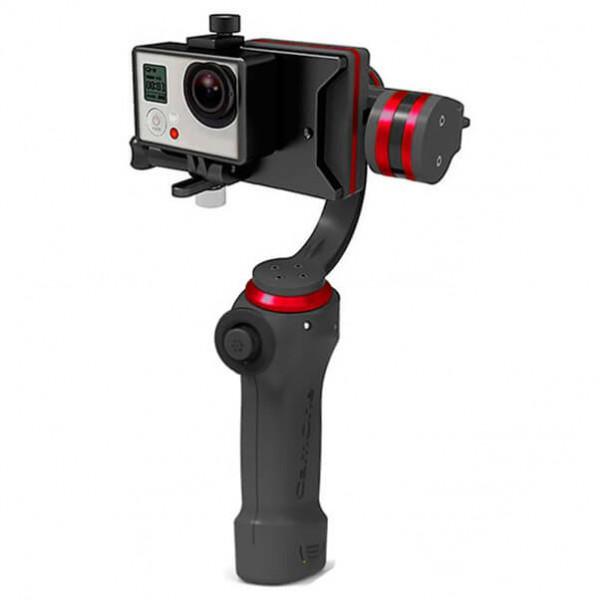 GoPro - Kamera-Set - Hero4 Black&CamOne - Gravity Sports 3D
