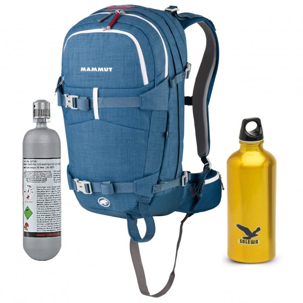 Mammut - Avalanche backpack set - Ride On Removable Airbag