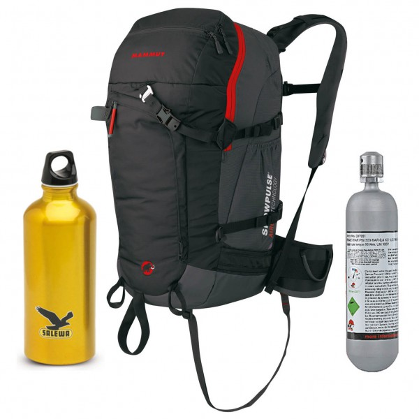 Mammut - Avalanche backpack set - Pro Removable Airbag35 S