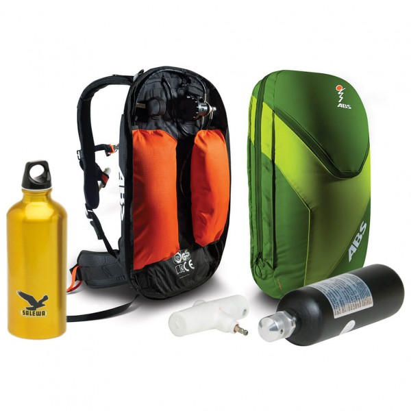 ABS - Vario Base Unit & Vario18 S - Lawinenrucksack-Set