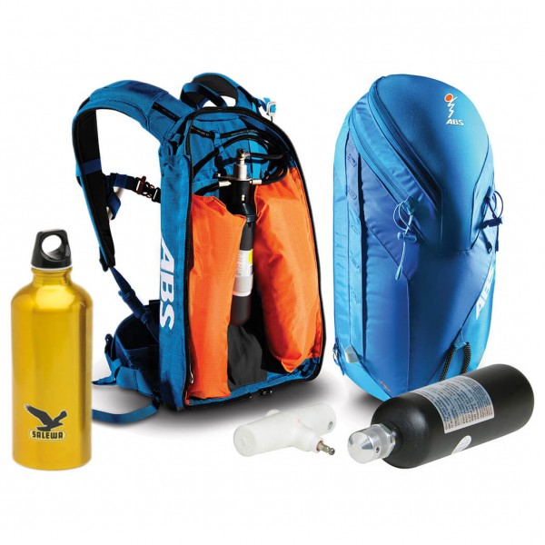 ABS - Powder Base Unit Powder26 S - Avalanche airbag set