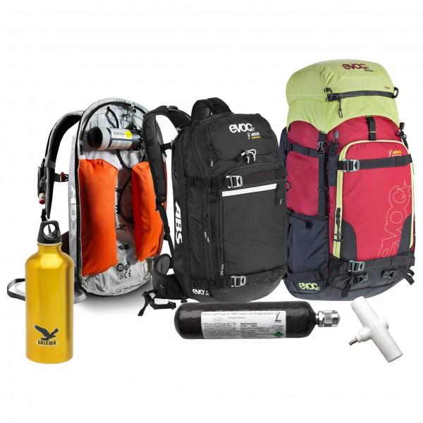 ABS - Pack sac à dos airbag - Vario BU&Evoc Patrol Team&Pro