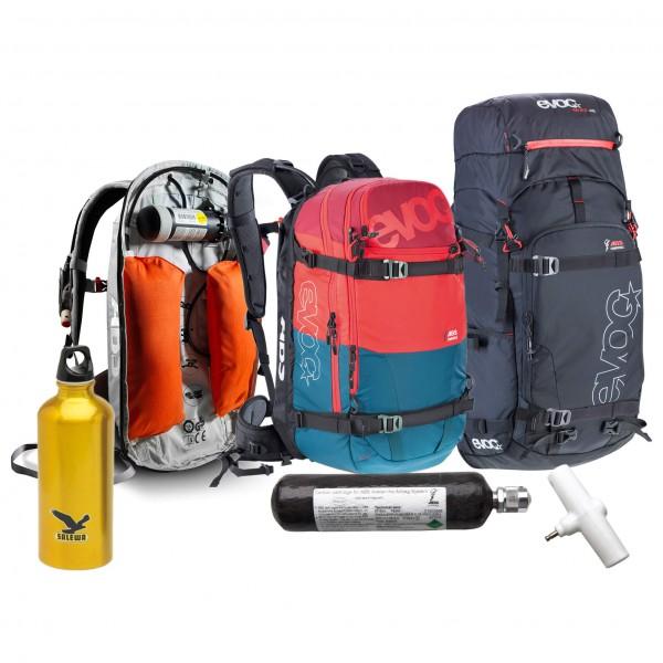 ABS - Avalanche backpack set - Vario BU&Evoc Patrol&Guide Te