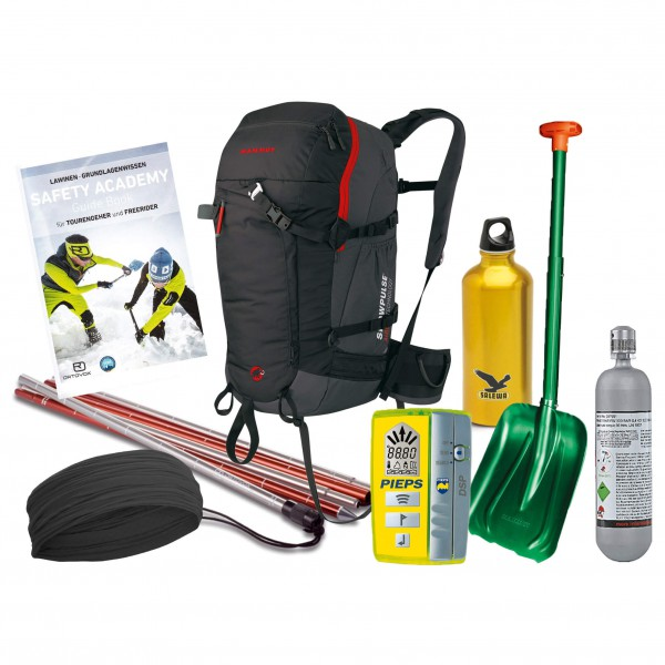 Mammut - Lawinenausrüstungs-Set -RideOn 35&Pieps DSP BigPac