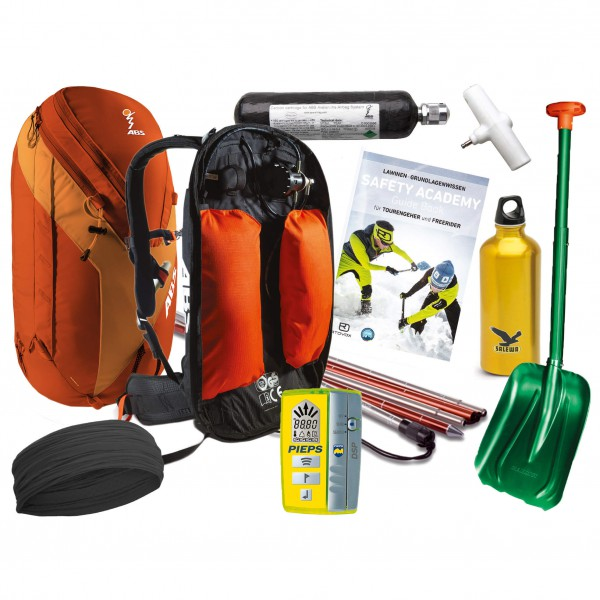 ABS - Avalanche equipment set - Vario BU & Pieps DSP BigPack