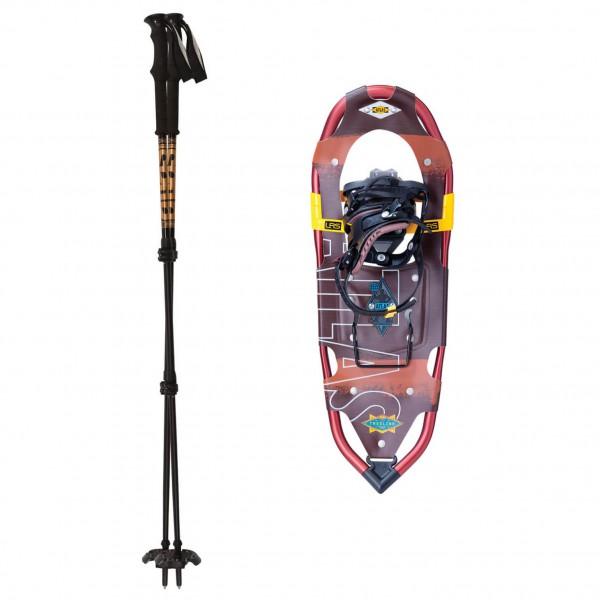 Atlas - Treeline - 3 PC Poles - Snowshoes set