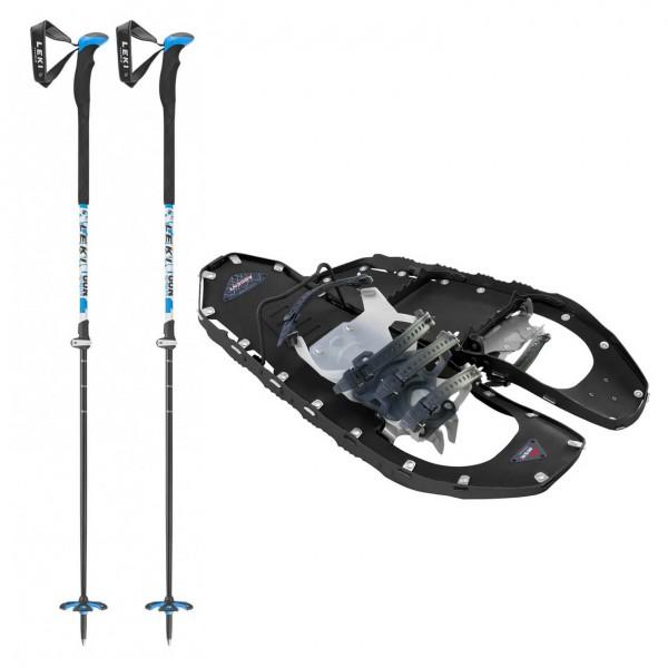 MSR - Lightning Ascent - Aergonlite 2 - Snowshoes set
