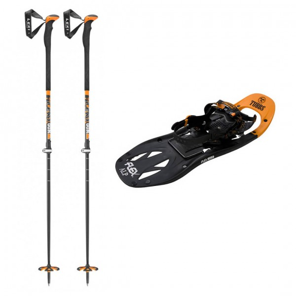 Tubbs - Flex ALP24 - Aergon 2 - Snowshoes set