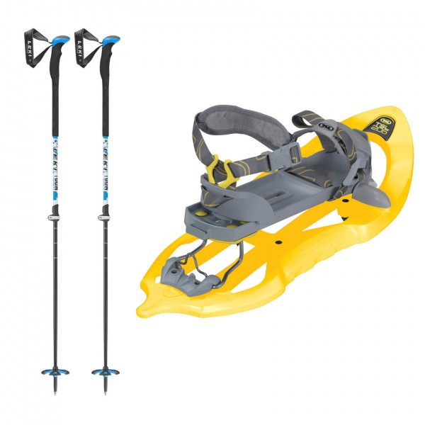 TSL - 206 Rando - Aergonlite 2 - Snowshoes set