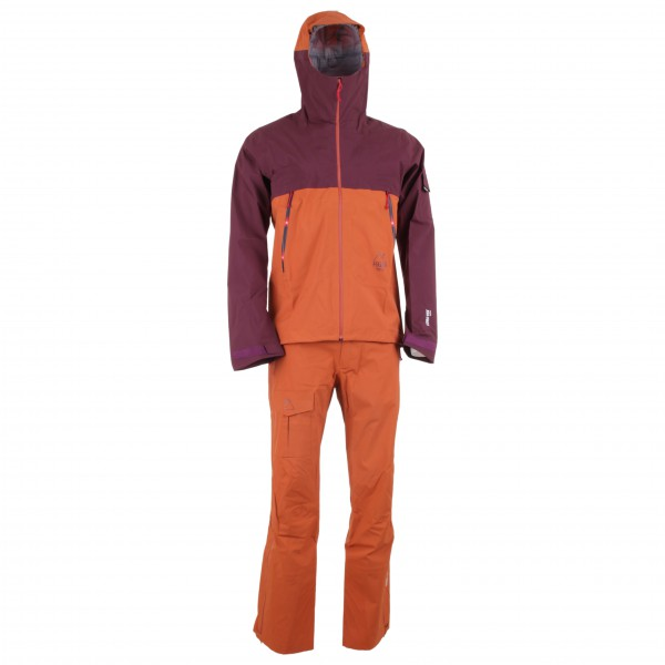 Maloja - Skikombi-Set - AngeliM Skijacke & BunetM Skihose - Ski jacket