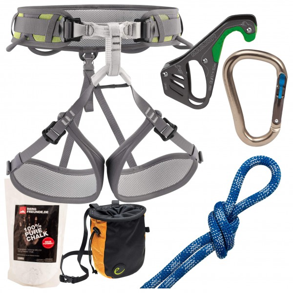 Bergfreunde.de - Climbing set - Zopa - All Inclusive