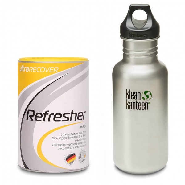 ultraSPORTS - Sportgetränk Refresher - Classic