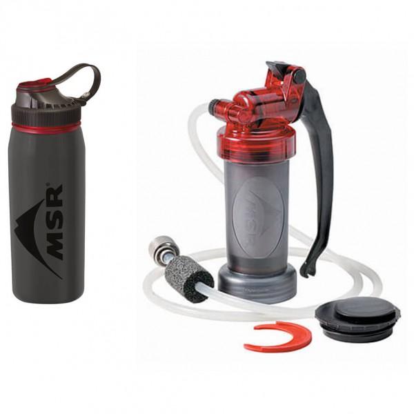 MSR - Wasseraufbereitung-Set Miniworks Ex - Alpinist Bottle
