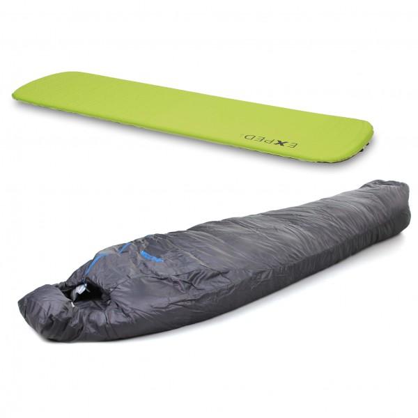 Mammut - Schlafsack-Set - Nordic LE Spring - SIM Lite UL 2.5 - Synthetic sleeping bag
