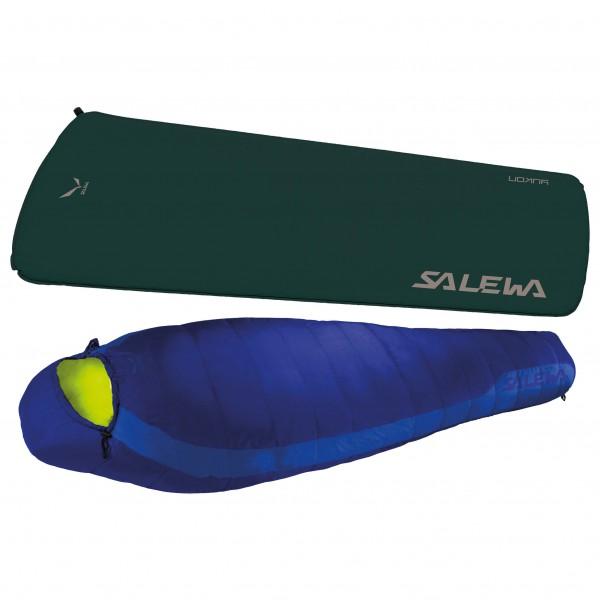 Salewa - Makuupussisetti - Lima Ultralight SB - Yukon MatLit