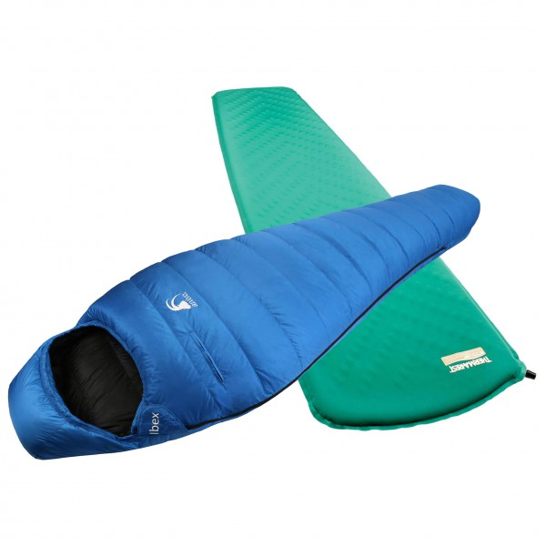 Alvivo - Pack sac de couchage - Ibex - Trail Lite Performanc