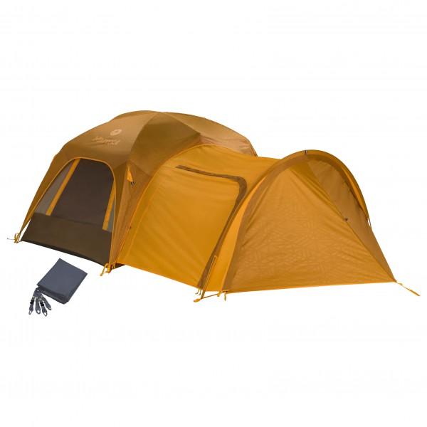 Marmot - Zelt-Set- Colfax 2P - mit Porch & Footprint - 2-personers telt