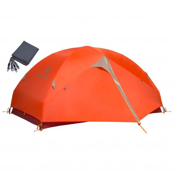 Marmot - Zelt-Set- Vapor 2P - Footprint - 2-personers telt