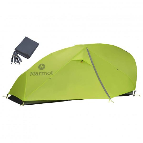 Marmot - Zelt-Set- Force 1P - Footprint - 1-man tent