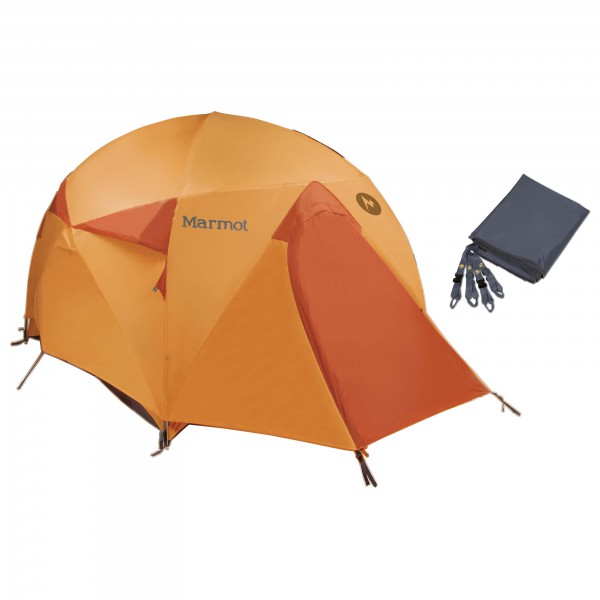 Marmot - Zelt-Set- Halo 6P - Footprint - Gruppetelt