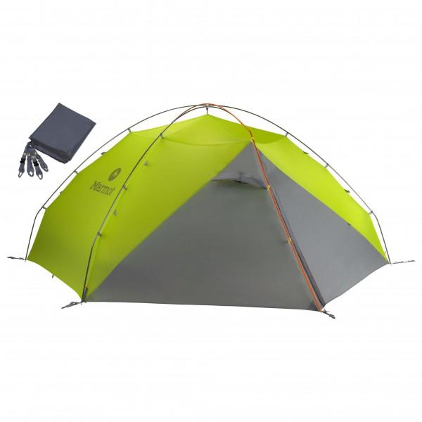 Marmot - Zelt-Set- Ohlone 2P - Footprint - 2-man tent