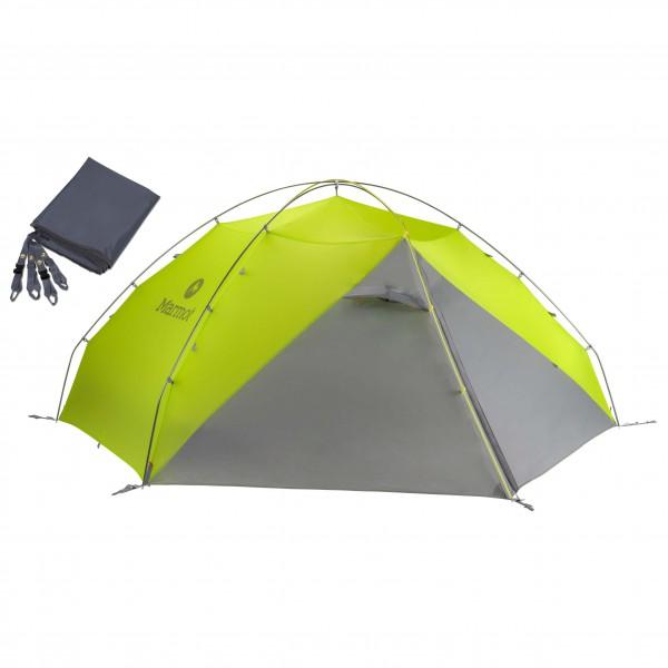 Marmot - Zelt-Set- Ohlone 3P - Footprint - 3 henkilön teltta