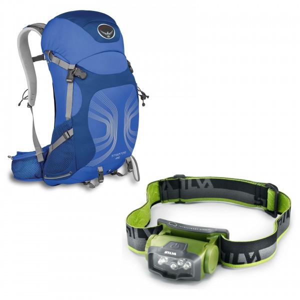 Osprey - Rucksack-Set Stratos 26 - Ranger - Mountaineering backpack