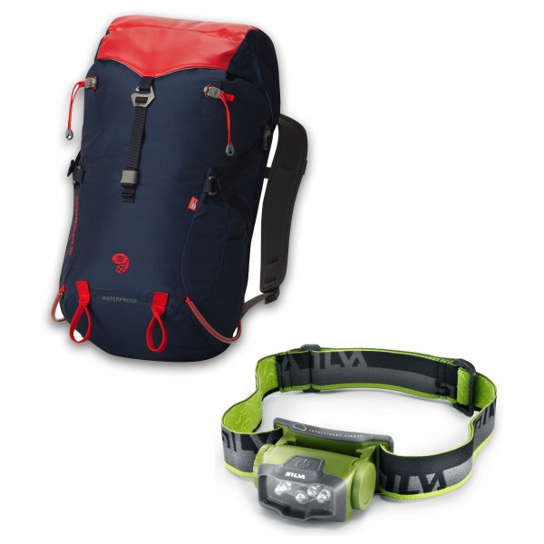 Mountain Hardwear - Rucksack-Set Scrambler 30 - Ranger - Klimrugzak