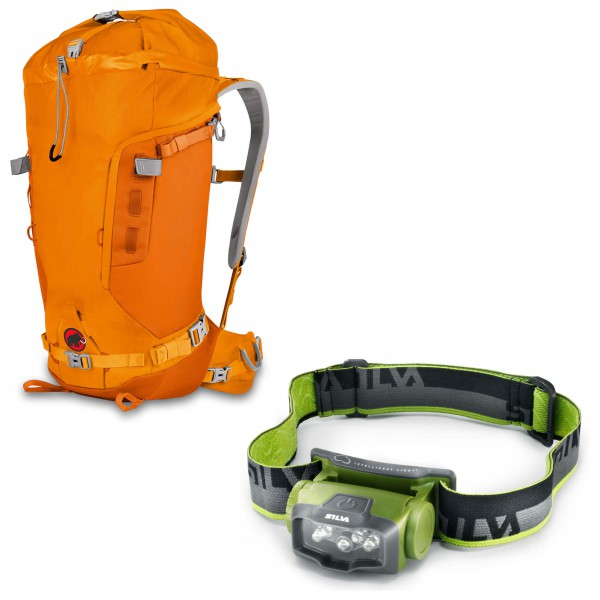 Mammut - Rucksack-Set Trion Guide 45+7 - Ranger