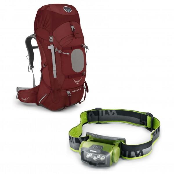 Osprey - Rucksack-Set Aether 70 - Ranger - Walking backpack