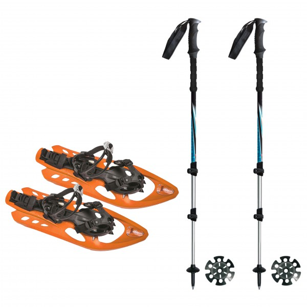 Inook - VXL - Taiga - Set de raquetas de nieve