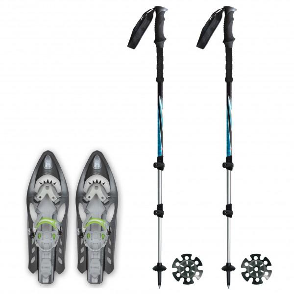 Inook - Odyssey - Taiga - Snowshoes set