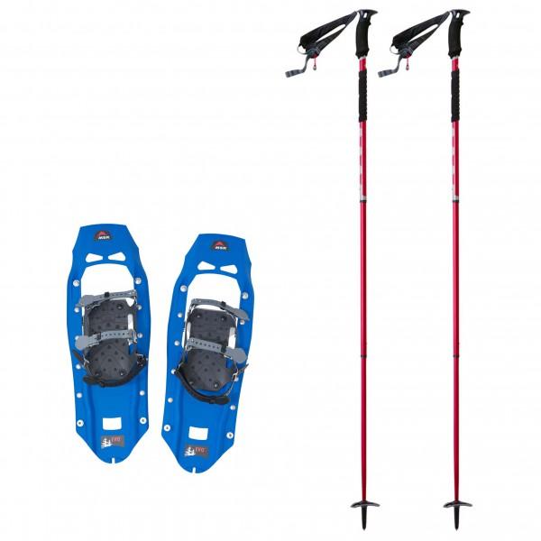 MSR - Evo - Flight 3 - Snowshoes set