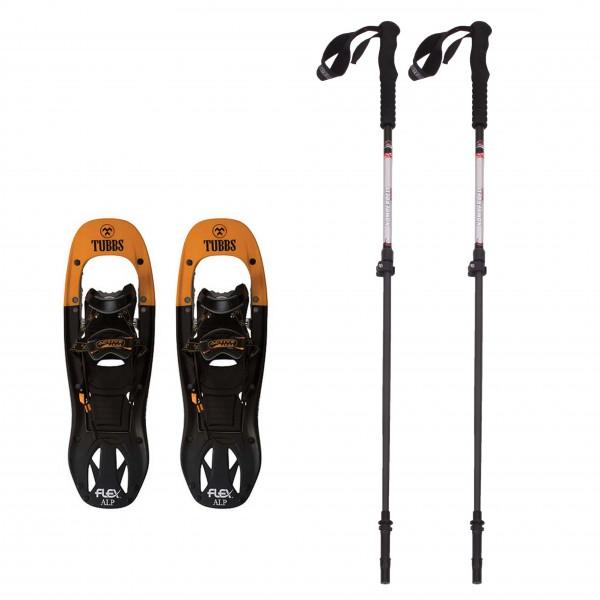 Tubbs - Flex Alp 24 - C7 Carbon Tour P L - Snowshoes set
