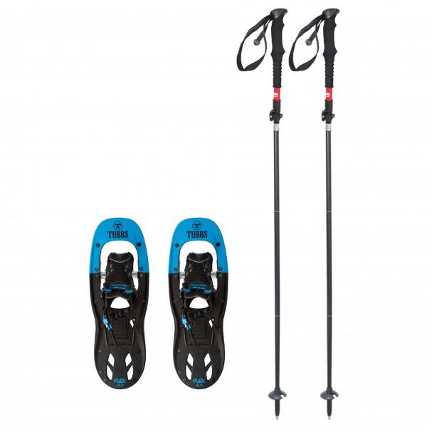 Tubbs - Flex Alp 22 - Trail Speed - Snowshoes set